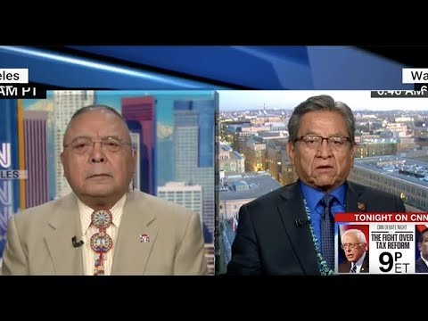 Navajo leaders call Trump