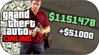 GTA 5 Online Easy & Fast Money - How to Get 50k in 37 Seconds Fastest TT Run (GTA 5 Online)