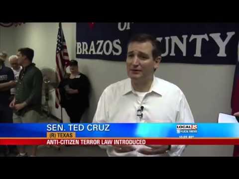 Anti-Citizen Terror Law Introduced