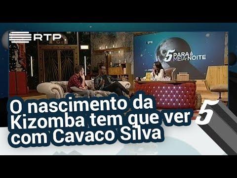 O nascimento da Kizomba tem que ver com Cavaco Silva - 5 Para a Meia-Noite