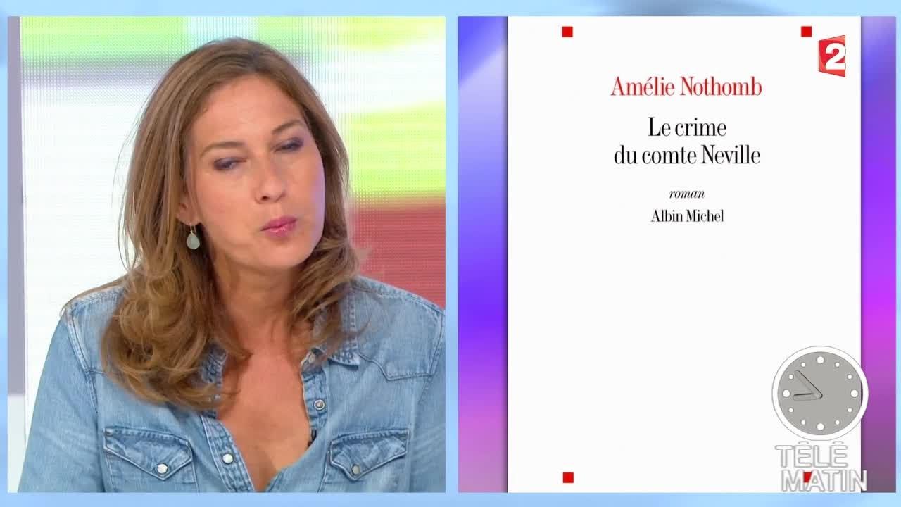 Mots la rentr e litt raire 2015 08 19 youtube - Olivia de lamberterie telematin ...