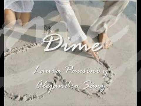 Laura Pausini - Dime