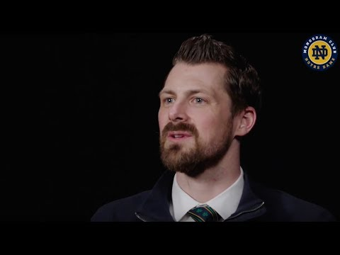 T.J. Mathieson ('04, Hockey) on his career and the Monogram Career Network