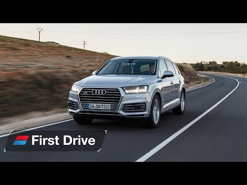 2016 Audi Q7 e-tron first drive review