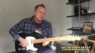 dave day jamming with a cbg backing track