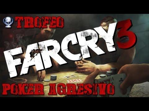 Far Cry 3 - Cómo ganar 1500$ al poker (Trofeo POKER AGRESIVO)