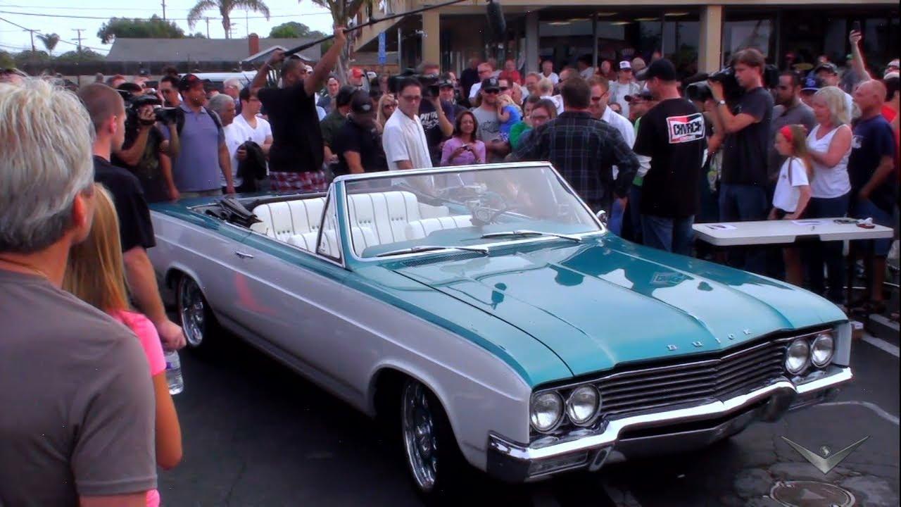 1965 Buick Skylark Reveal Overhaulin Youtube