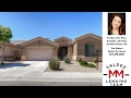 18198 W RIMROCK Street, Surprise, AZ Presented by Tina Gibson.