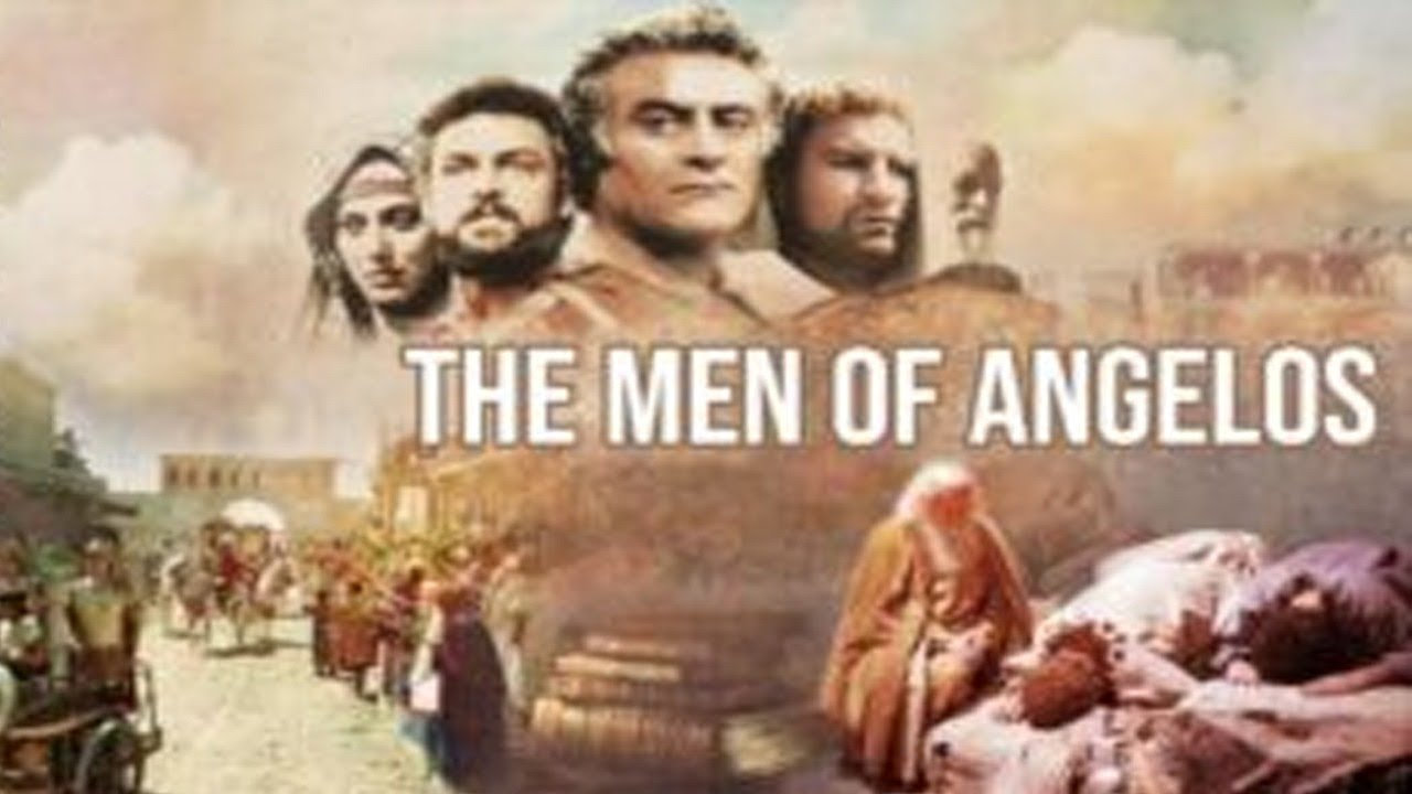 Download Men of Angelos (ashab al kaif) english episode 9