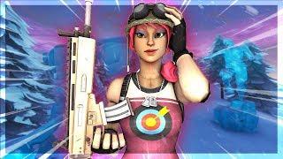 Ending Was Horrible - Bullseye Skin Fortnite Gameplay