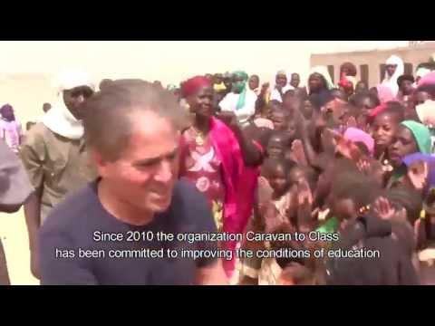 Timbuktu visit of Caravan to Class with English subtitles