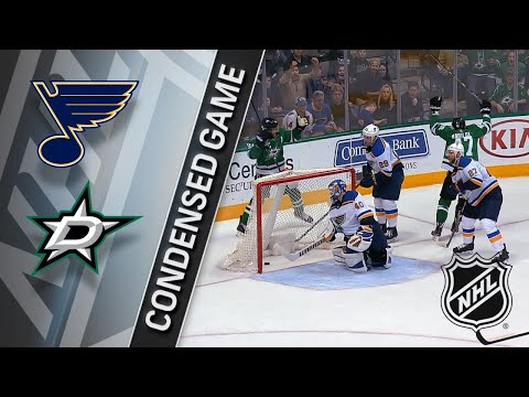 03/03/18 Condensed Game: Blues @ Stars