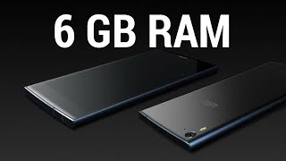 5 Best smartphone with 6GB RAM (July 2017)