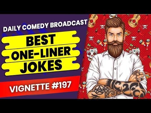 Jokes For Laughs | Best Jokes For Laughs | Make Me Laugh | Vignette #197