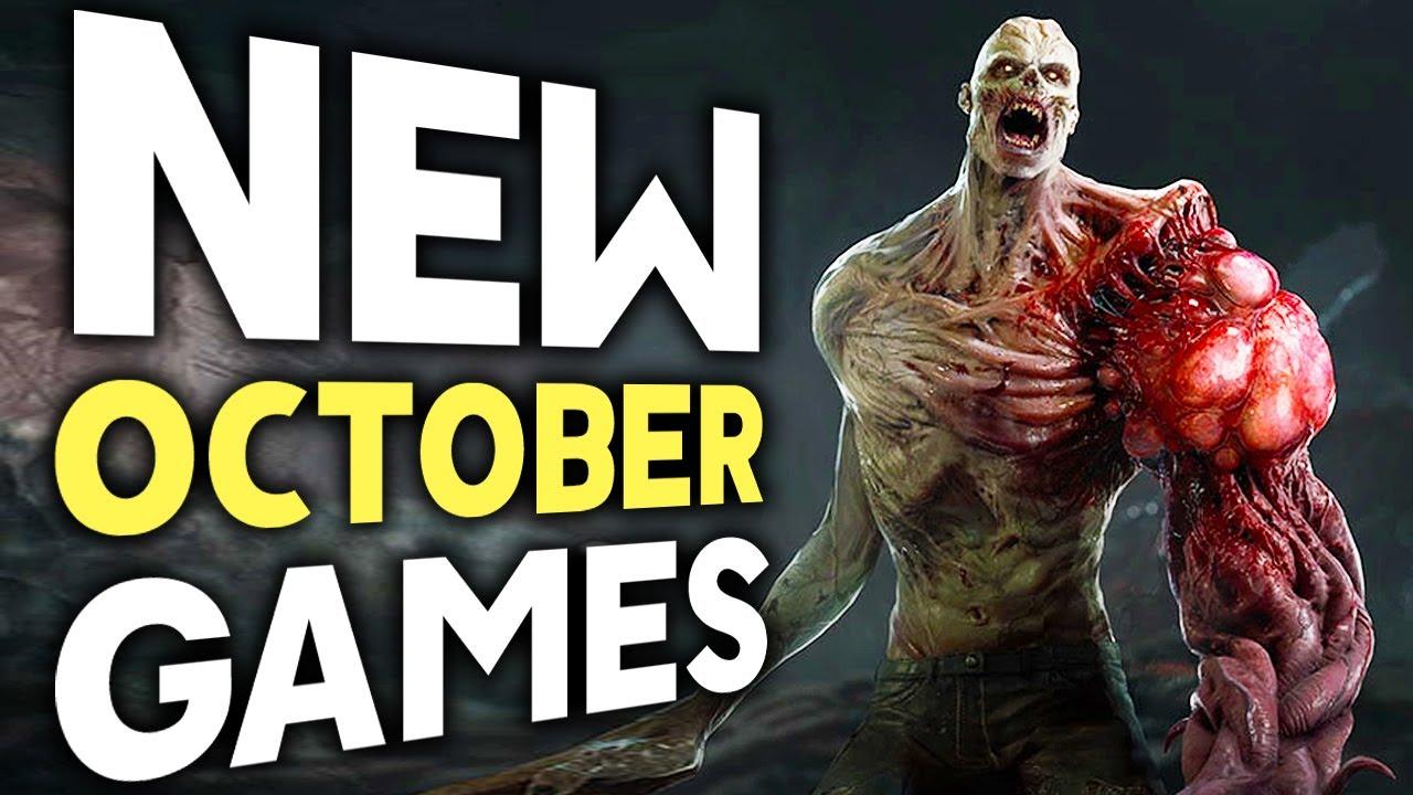 Download 10 BIG Upcoming NEW October PS5 Games (New PS5 Games 2021) Upcoming October 2021 Games New Games