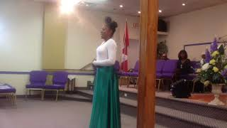 ADA-I Testify Dance