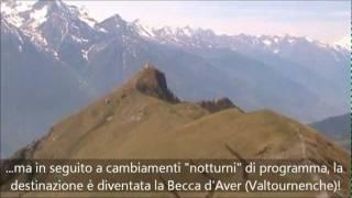 Escursione alla Becca d'Aver 30/5/2011