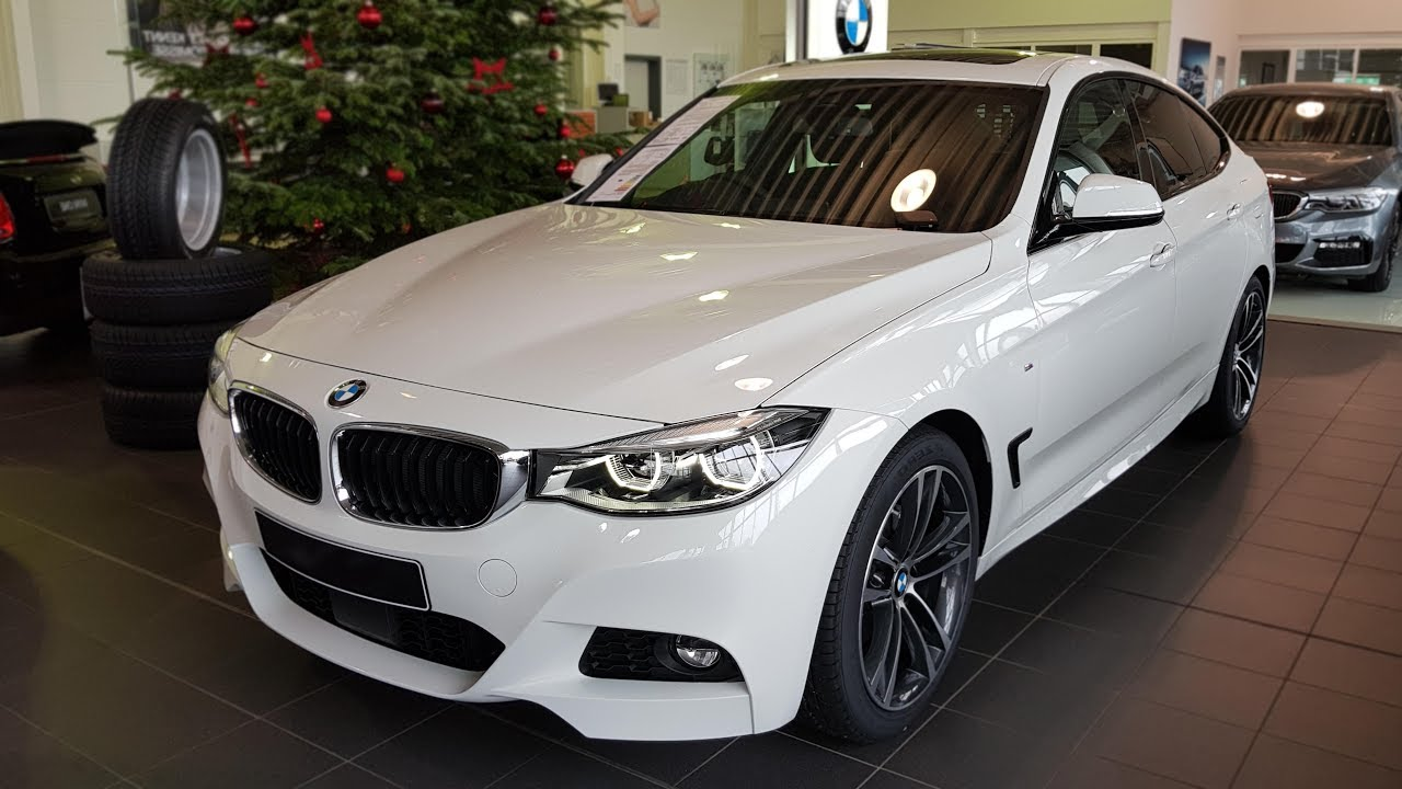 2018 Bmw 330i Gran Turismo Modell M Sport Youtube