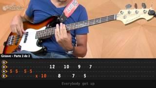 Blurred Lines - Robin Thicke (aula de contrabaixo)