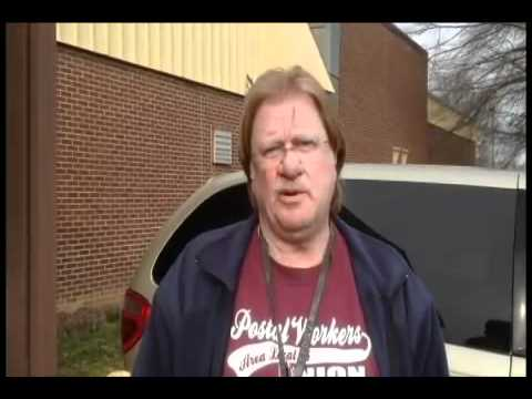 President of APWU, Local 95, talks about plans for Lancaster post office