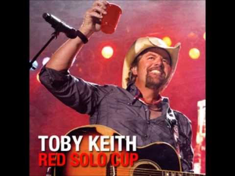 Toby Keith - Red Solo Cup (Lyrics)