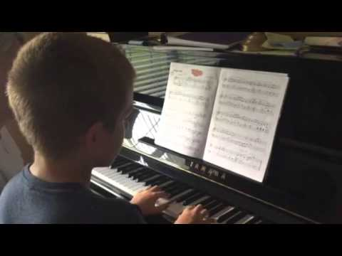 Simple Gifts - Piano Duet