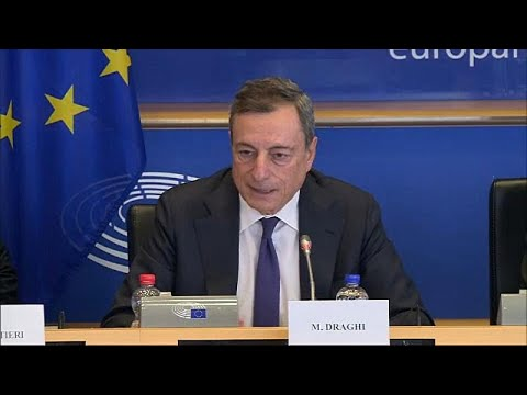 ECB-elnök: tompított hatás várható a brexit után