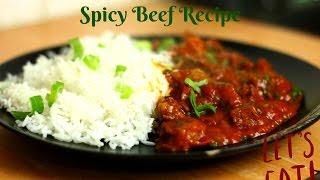Spicy Beef Recipe | Muthoni Gitau