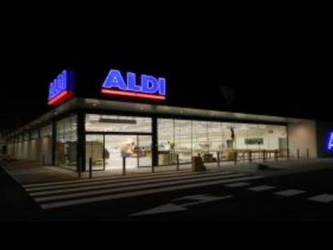 Aldi Torrevieja (New) visit and walkthrough