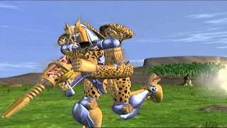 Beast Wars: Transformers - Cheetor, Maximize!