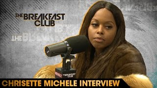 Chrisette Michele Talks Why She Performed at Trump