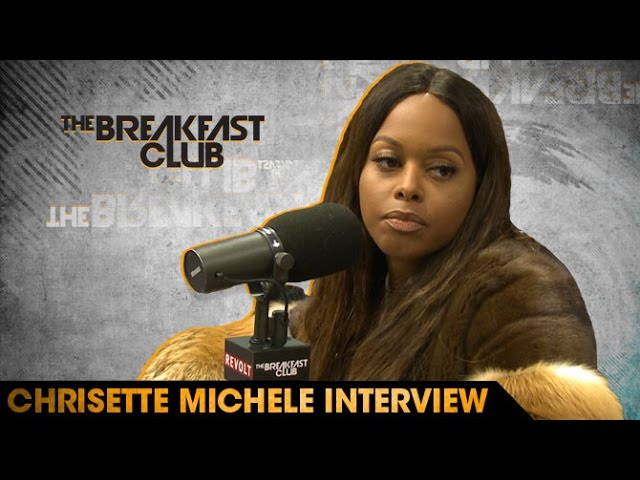 Chrisette Michele Talks Why She Performed at Trump's Inauguration & Reacts to Spike Lee's Comments