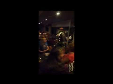 Karaoke at Bar El Ancla - Ankkuri, Las Palmas de Gran Canaria