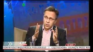 """""""Młodzież kontra"""" 10 VII 2011 - prof. Krzysztof Rybiński"""