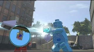 This video shows some open world free roam gameplay with Iceman in ...