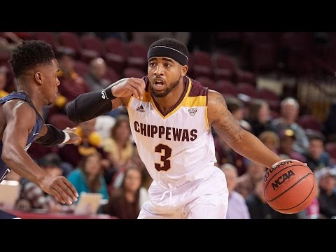 Marcus Keene - Central Michigan Highlights 2017