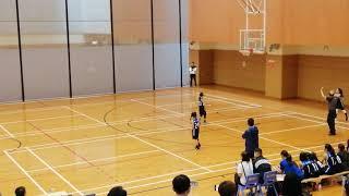 Publication Date: 2019-03-29 | Video Title: 2019港島東小學學界女子籃球冠軍戰  嘉勒撒(粉紅衫) v