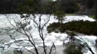 Tasmania Gorge Floods 2009