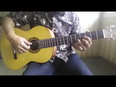 Bungaku - waktu menyingsinh fajar - Cornel Simanjuntak (Fingerstyle Cover)