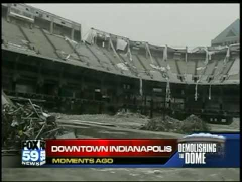 Rca Dome Implosion Youtube