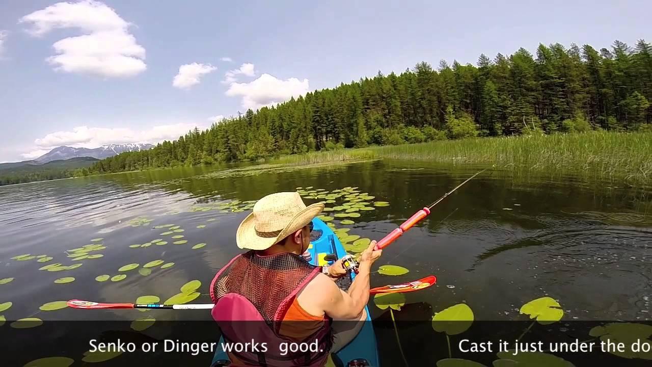 Tie Lake Bass Fishing Youtube