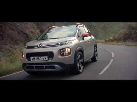 Citroën -Nuevo SUV Compacto Citroën C3 Aircross