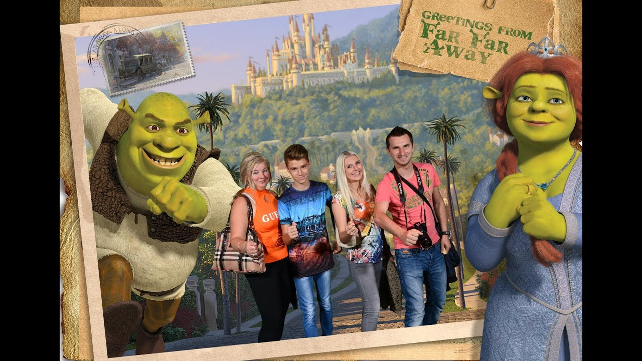 Shrek southbank review