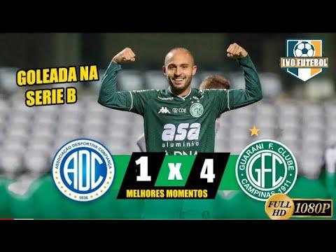 Download CONFIANÇA 1 X 4 GUARANI   MELHORES MOMENTOS   CAMPEONATO BRASILEIRO SÉRIE B 2021 - 16/07/2021,