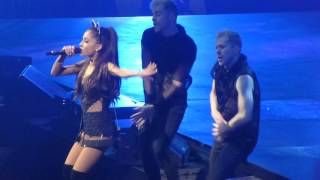 """Hands on Me"" Ariana Grande@Wells Fargo Center Philadelphia 3/12/15 Honeymoon Tour"