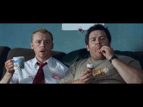 SHAUN OF THE DEAD (2004) - Trilbee Reviews