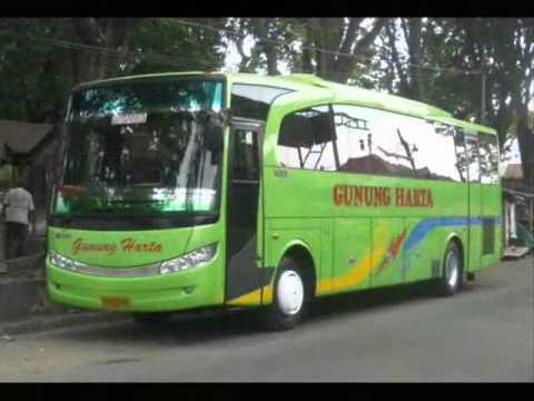 Koleksi Bis Bis PO di Indonesia (Bismania)