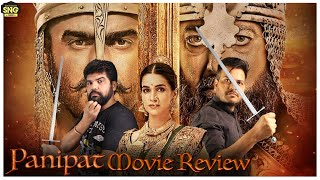panipat  SnG:  Movie Review