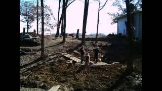 Corn Crib - Foundation And Rebar 2013-03-221