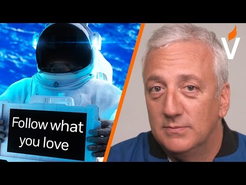 Persisting in the face of failure | Astronaut Mike Massimino